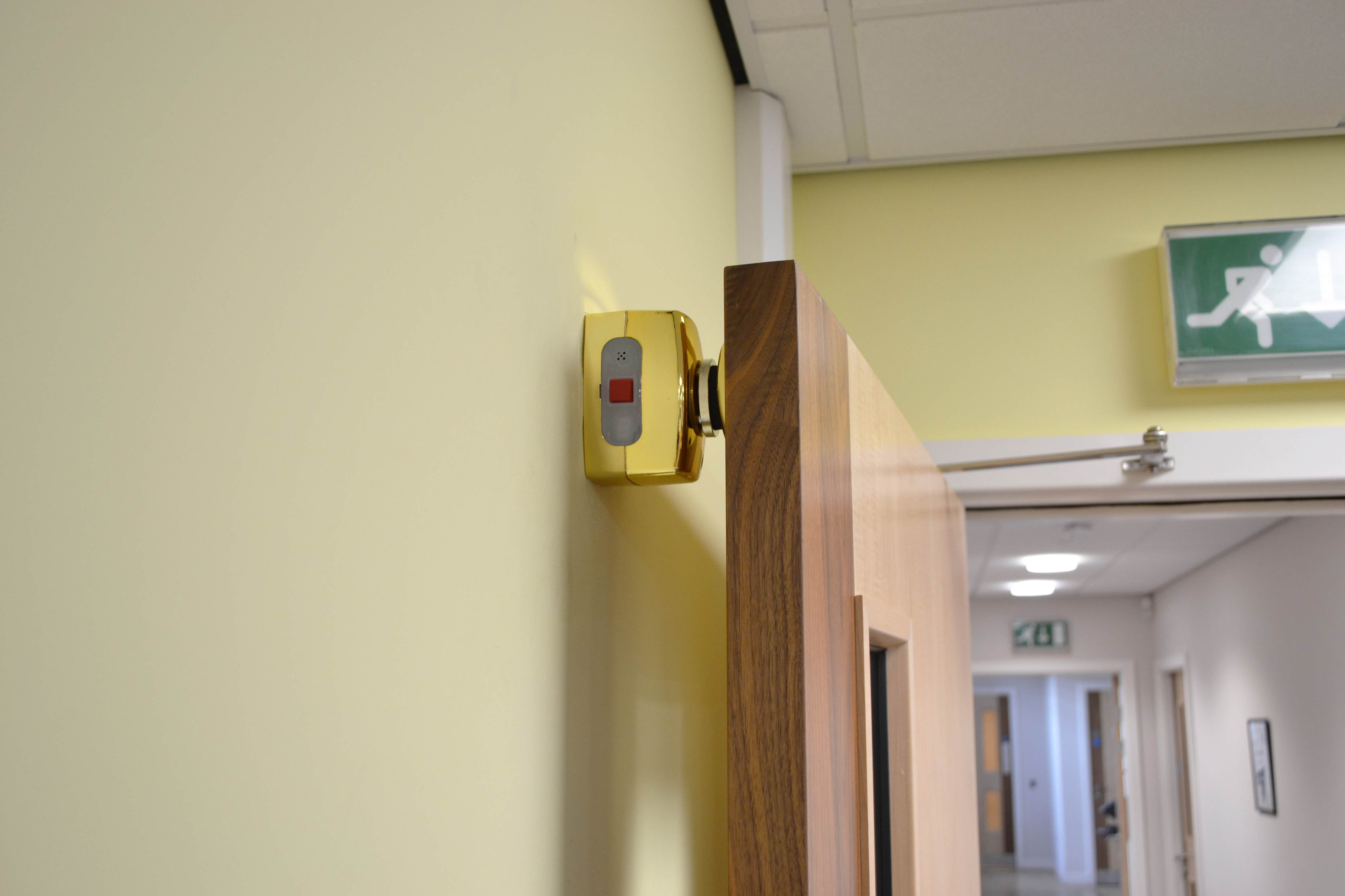 Agrippa Acoustic Fire Door Holder